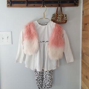 4 piece Leopard Outfit